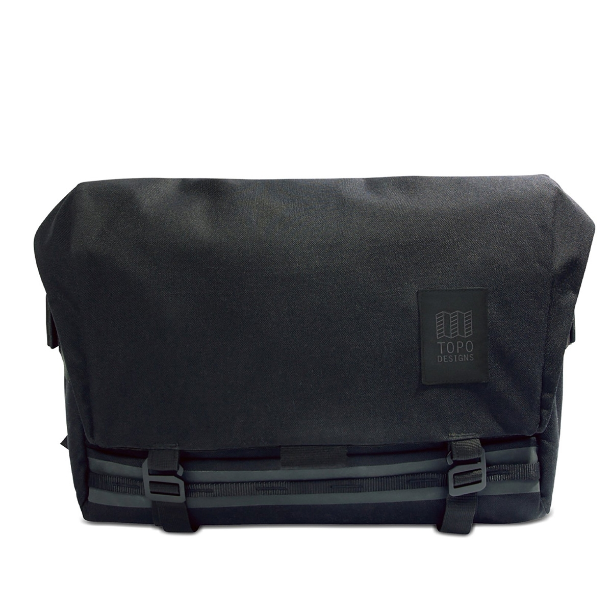 Topo Designs Messenger Bag Black