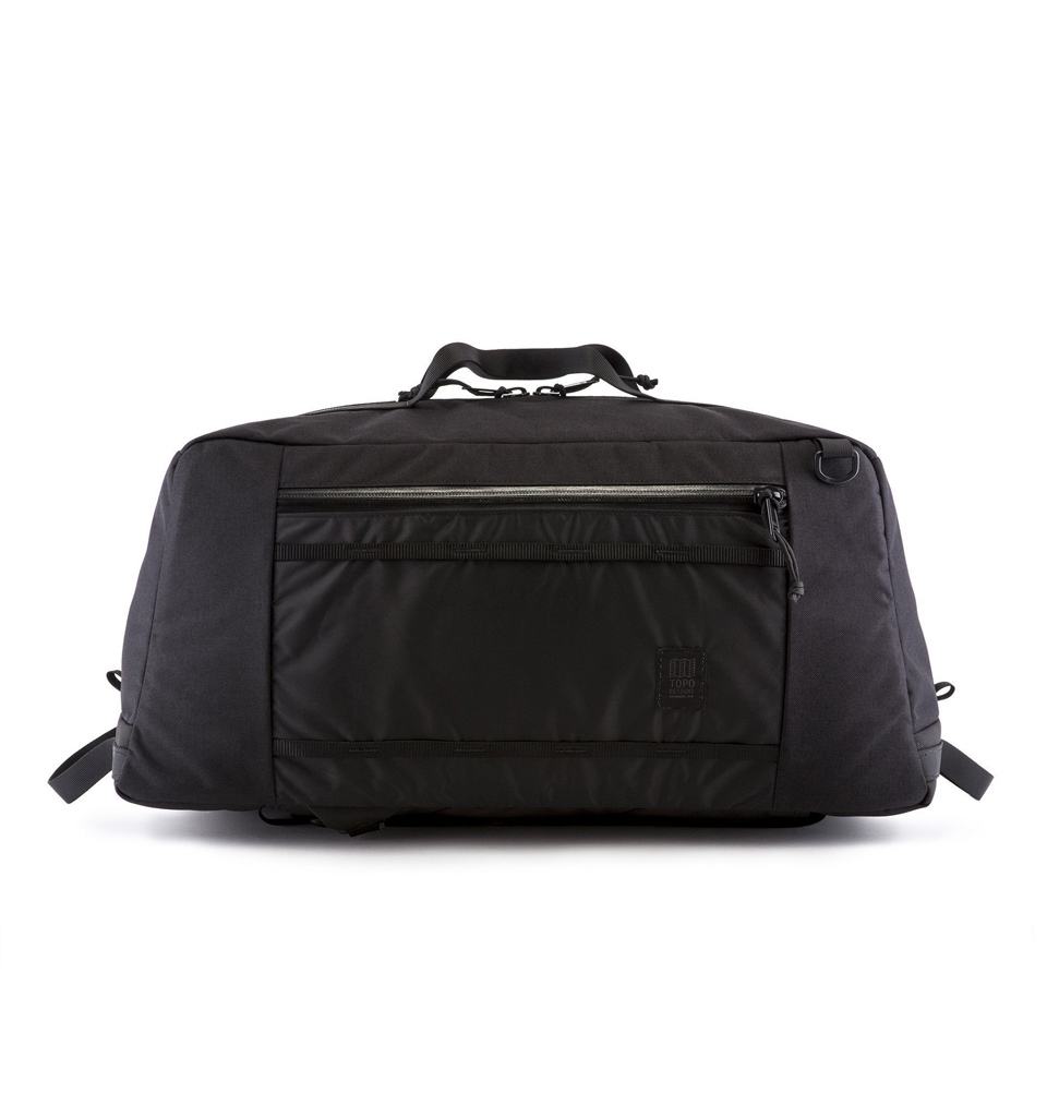 Topo Designs Mountain Duffel Zwart (60L)