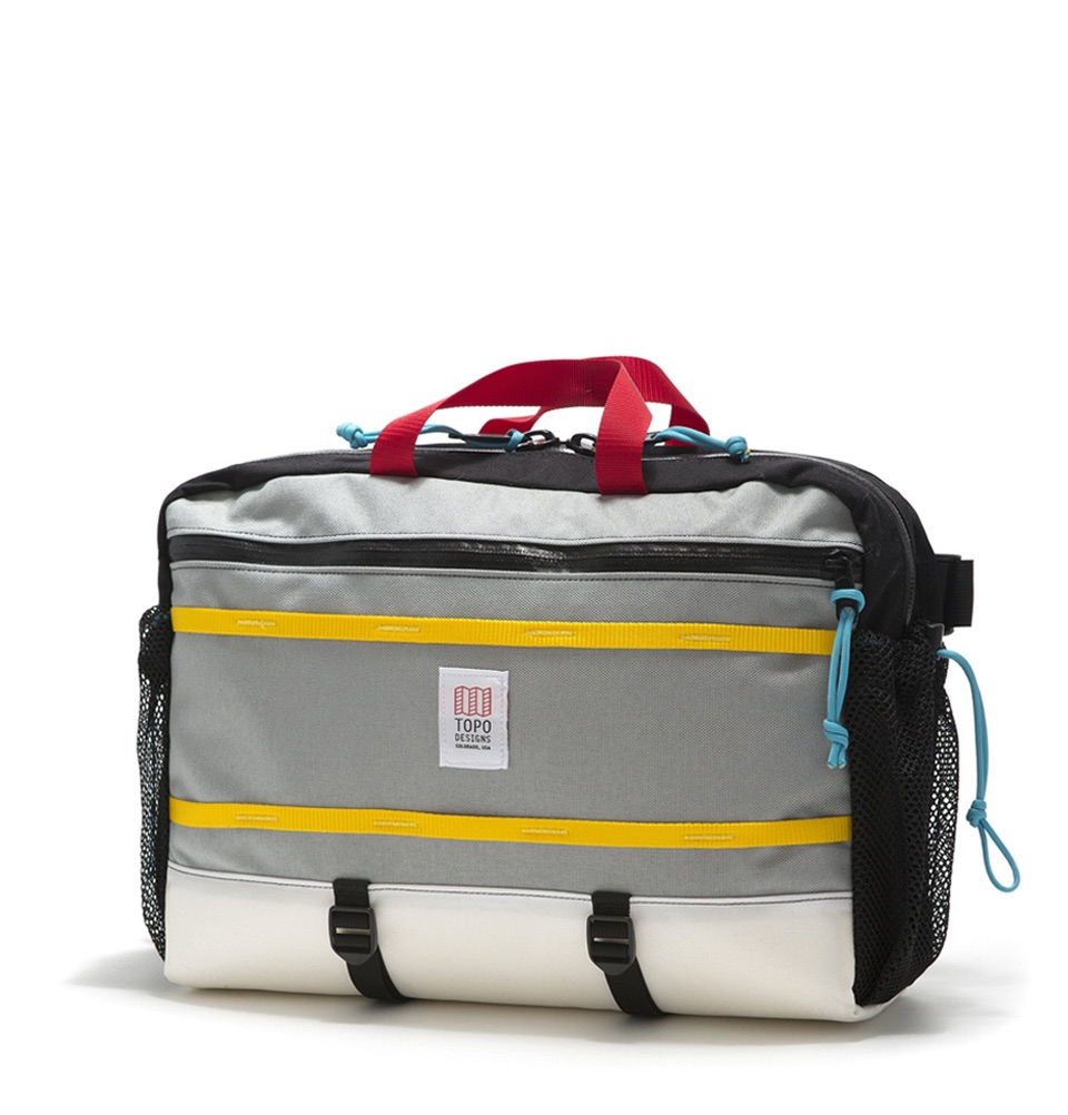 Topo Designs Mountain Messenger Silver