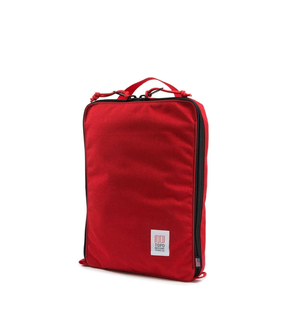 Topo Designs Pack Bag Rood
