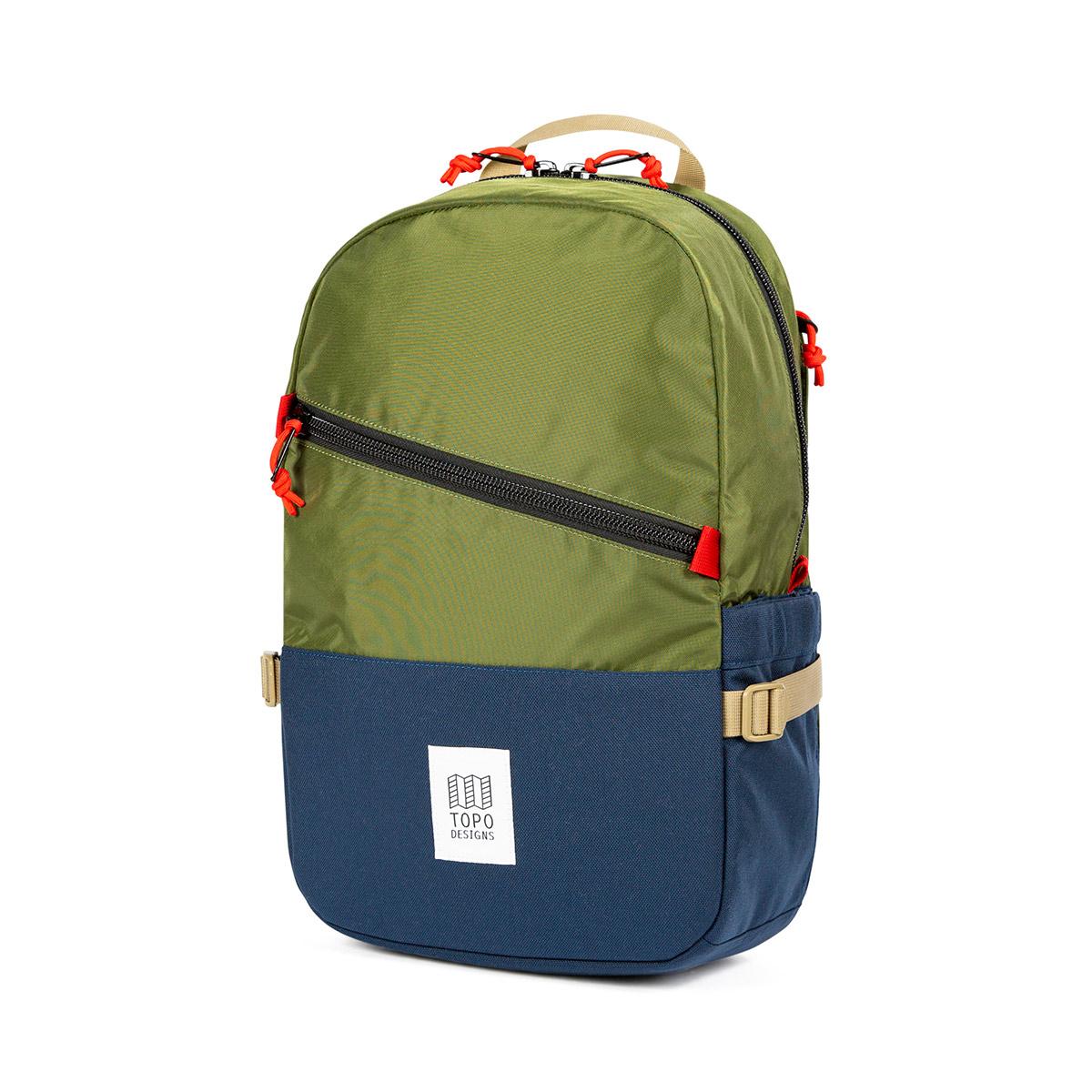Topo Designs Standard Pack Olive/Navy