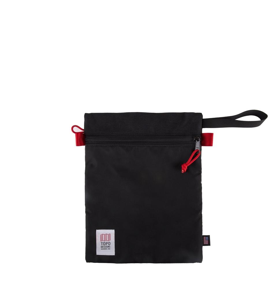 Topo Designs Utility Bag Zwart