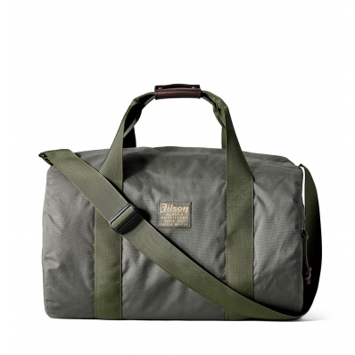 Filson Ballistic Nylon Barrel Pack 20019934-Otter Green