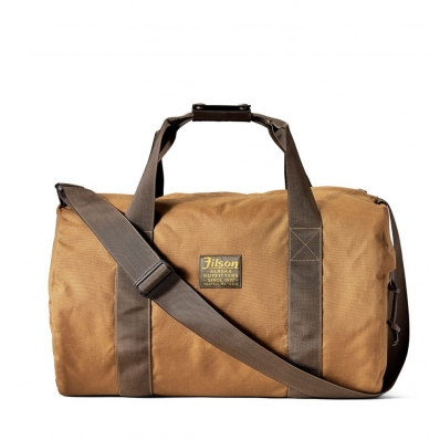 Filson Ballistic Nylon Barrel Pack 20019934-Whiskey