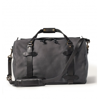 Filson Duffle Bag Medium 11070325 Cinder front