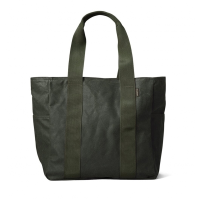 "Filson Grab 'N"" Go Tote-Medium 11070390-Spruce"