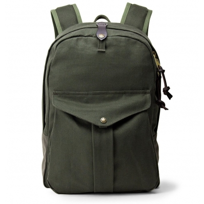Filson Journeyman Backpack Lightweight 11070356 Otter Green
