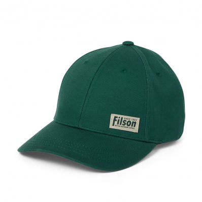 Filson Logger Cap 20189200-Dark Green