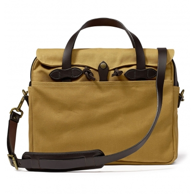 Filson Original Briefcase 11070256 Tan