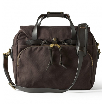 Filson Padded Computer Bag 11070258 Brown
