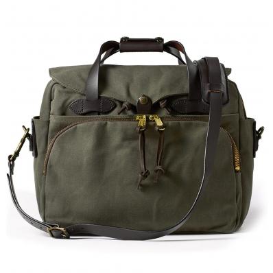 Filson Padded Computer Bag 11070258 Otter Green