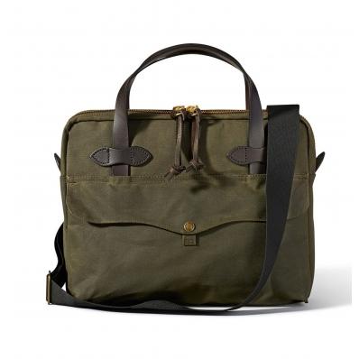 Filson Tablet Briefcase 11070324 Otter Green