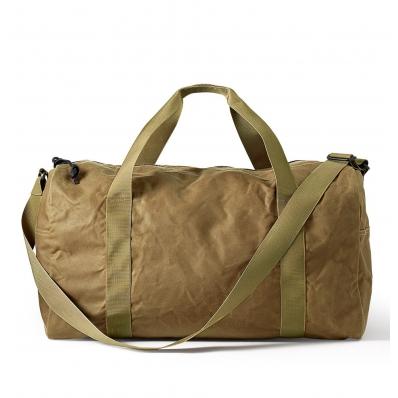 Filson Tin Cloth Medium Duffle Bag 11070015 Tan