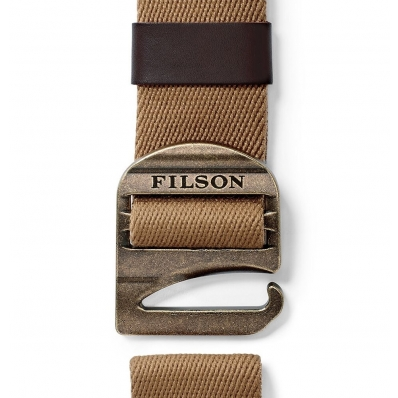 Filson Togiak Belt Tan