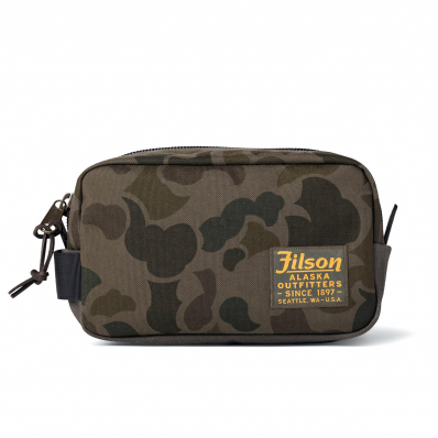 Filson Ballistic Nylon Travel pack Navy