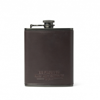Filson Trusty Flask 20175628-Dark Cedar