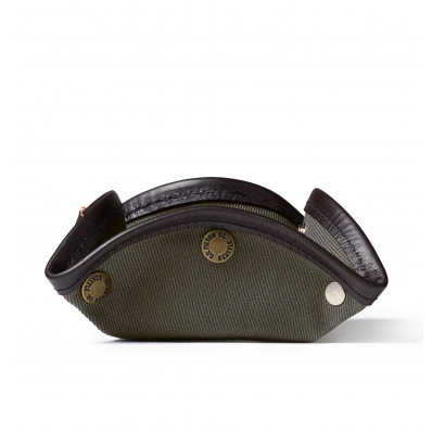 Filson Twill Travel Tray 11069157 Otter Green