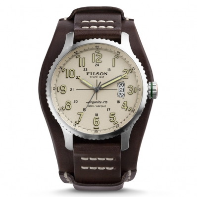 Filson Mackinaw Field Watch Cream