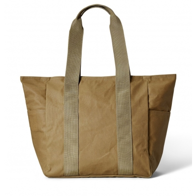 "Filson Grab 'N"" Go Tote-Medium 11070390-Tan"