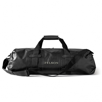 Filson Zip-Top Dry Duffle 11070348-Black