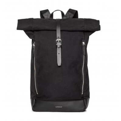 Sandqvist Marius Backpack Black