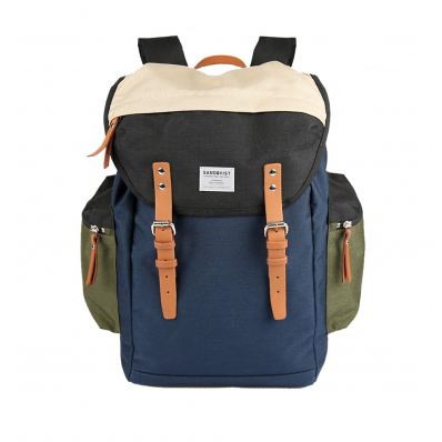 Sandqvist Backpack Lars Goran Black