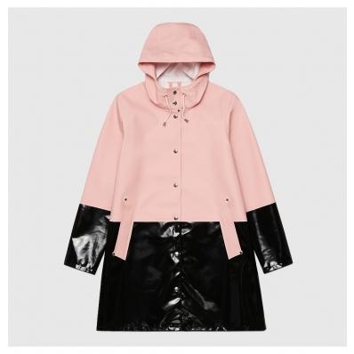 Stutterheim Mosebacke Half Pale Pink front