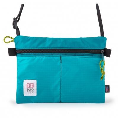 Topo Designs Accessory Shoulder Bag Black