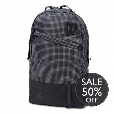 Topo Designs Daypack Blue/White Ripstop