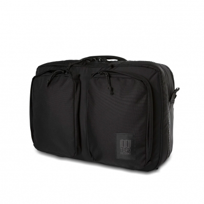 Topo Designs Global Briefcase 3-day Charcoal