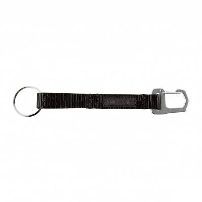 Topo Designs Key Clip Black