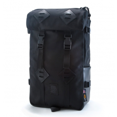 Topo Klettersack 22L Ballistic/Black Leather