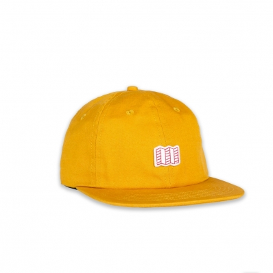 Topo Designs Mini Map Hat Mustard
