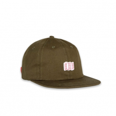 Topo Designs Mini Map Hat Olive