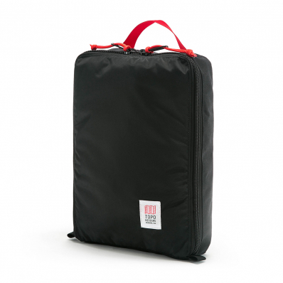 Topo Pack Bag Black