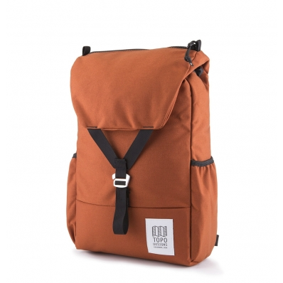 Topo Designs Y-pack Clay