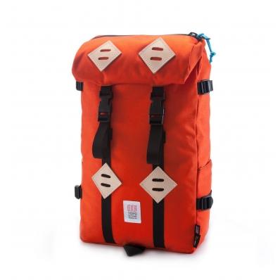 Topo Klettersack 22L Orange