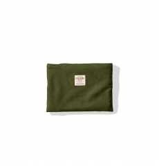 Filson Leather Pouch-Medium 11063220-Moss