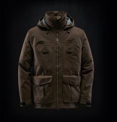 Filson 3-Layer Field Jacket Brown