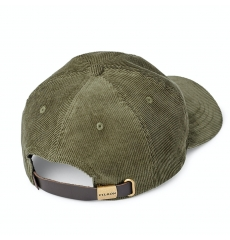 Filson Cord Low-Profile Cap Olive