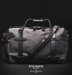 Filson Duffle Bag Medium 11070325 Cinder front