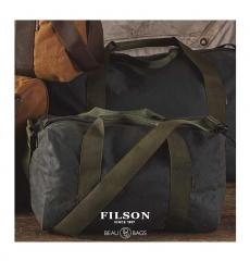 Filson Small Duffle - oil finish 11070110 Tan