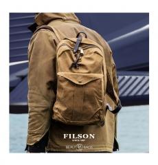 Filson Journeyman Backpack 11070307 Tan