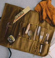 Filson Tool Roll 11070303 Tan