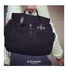 Filson Padded Computer Bag 11070258 Black