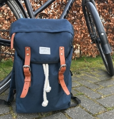 Sandqvist Backpack Hans Blue