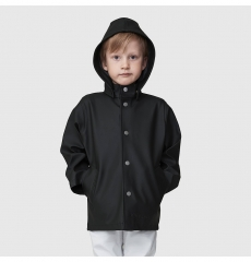 Stutterheim Mini Black Raincoat