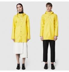 Stutterheim Raincoat Stockholm Pale Yellow
