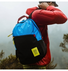 Topo Designs Light Pack Royal/Black