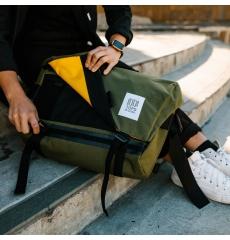 Topo Designs Messenger Bag Olive